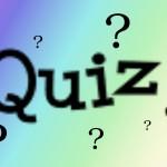 Deze maand Quiz